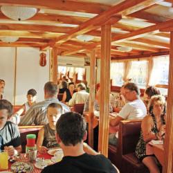 Ribic 10 cabins 20 pax Trogir 7