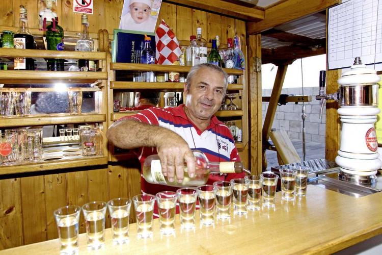 Ribic 10 cabins 20 pax Trogir 9