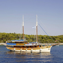 Sagena 8 cabins 18 pax Zadar 1
