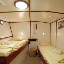 Sagena 8 cabins 18 pax Zadar 34