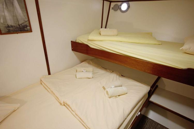Sagena 8 cabins 18 pax Zadar 39
