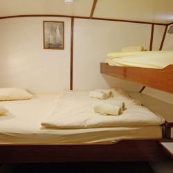 Sagena 8 cabins 18 pax Zadar 40