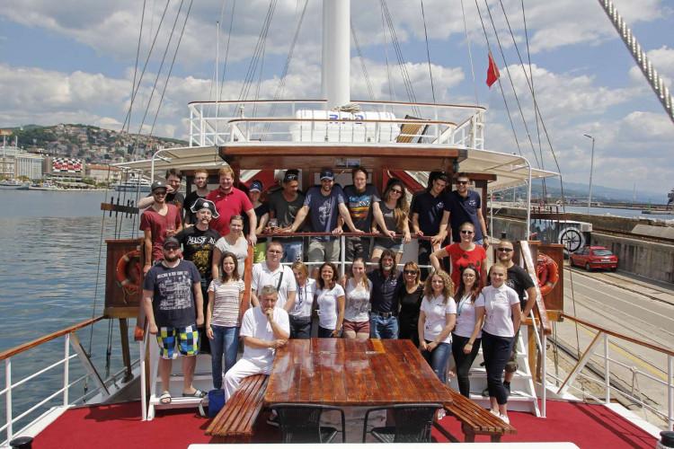 Sveti Vid 37pax 16cabins Rijeka 38