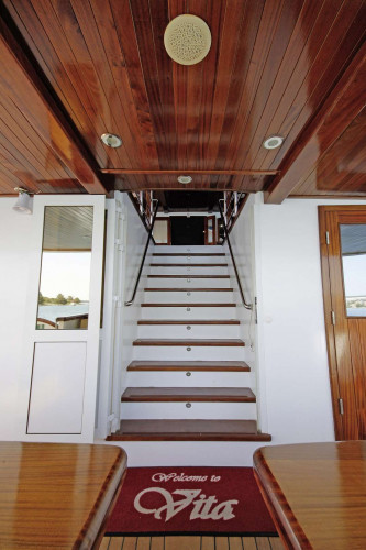 Vita 18 cabins 38 pax 47