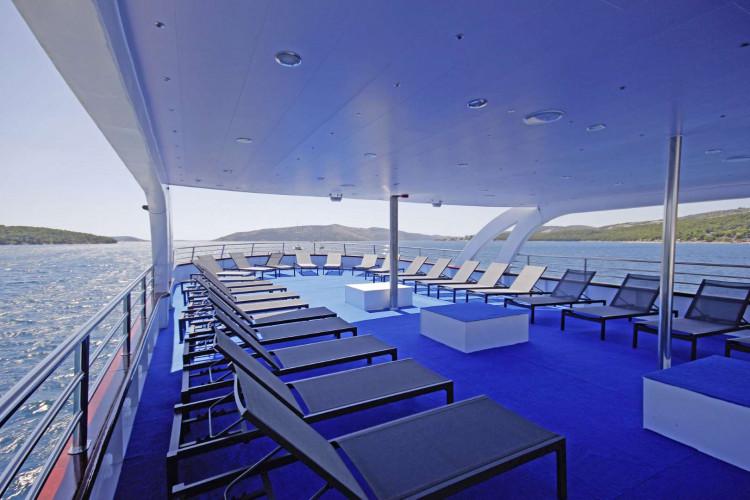 azzurro 19 cabins 40 pax trogir 16
